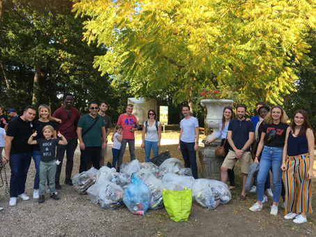 World Clean Up Day : 21 Septembre 2019
