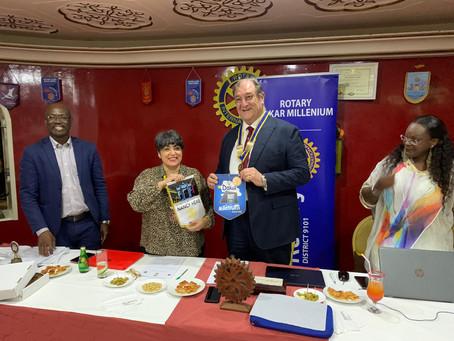 Le Rotary Nancy Héré, connecte le monde !