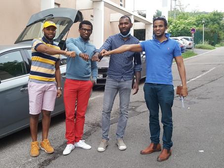 Un coup de pouce pour les étudiants guinéens de Nancy