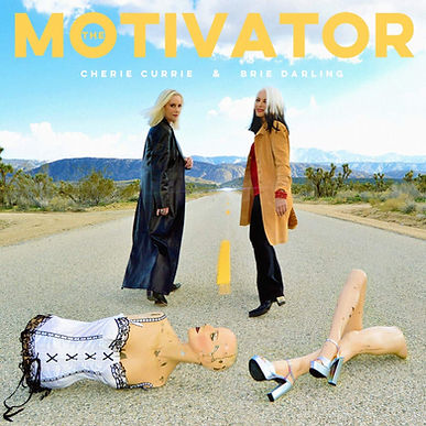 cherie currie and brie darling motivator