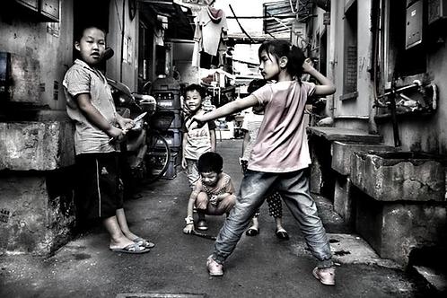 Streets of Shanghai II.