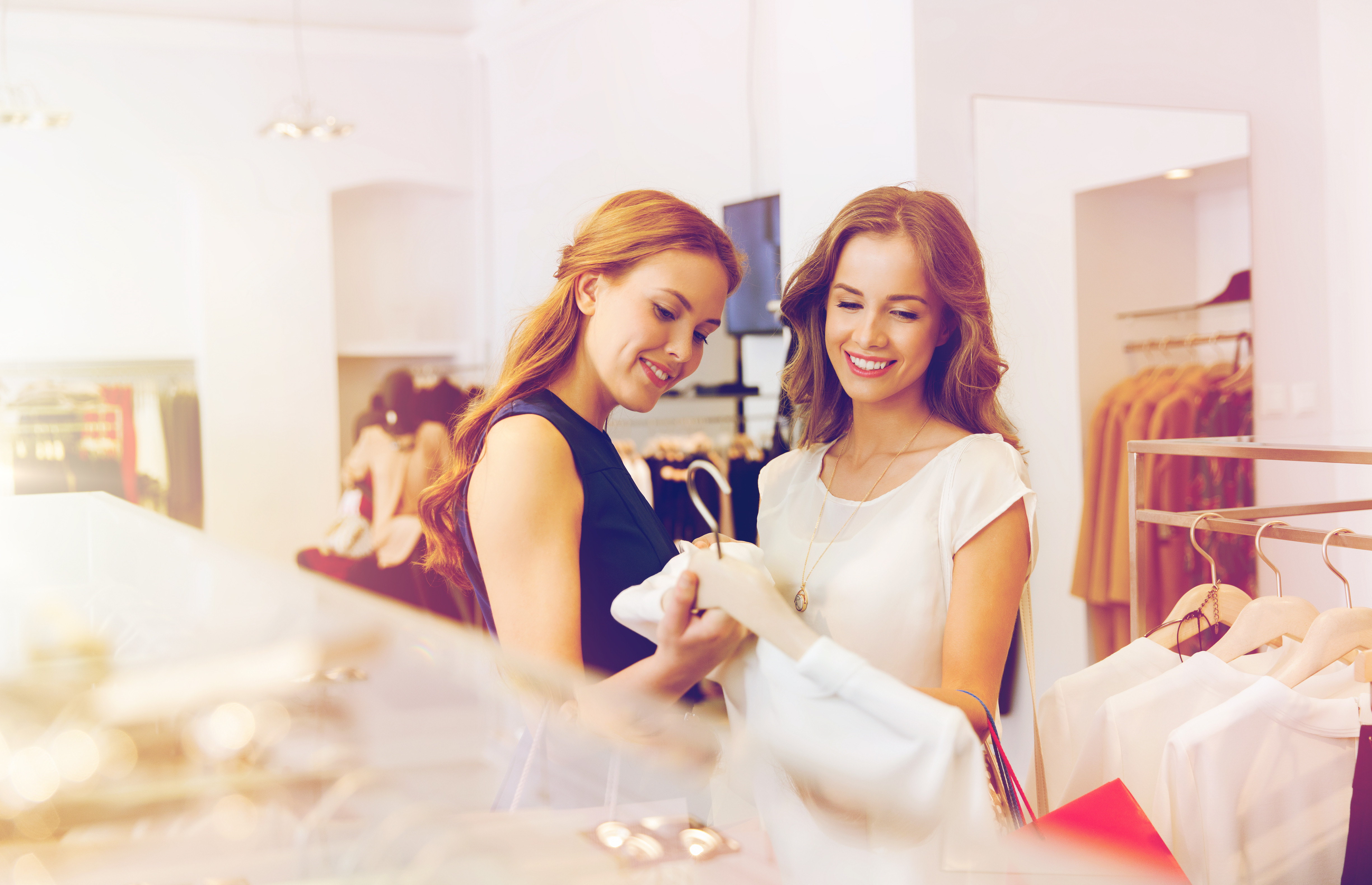 Art of shopping