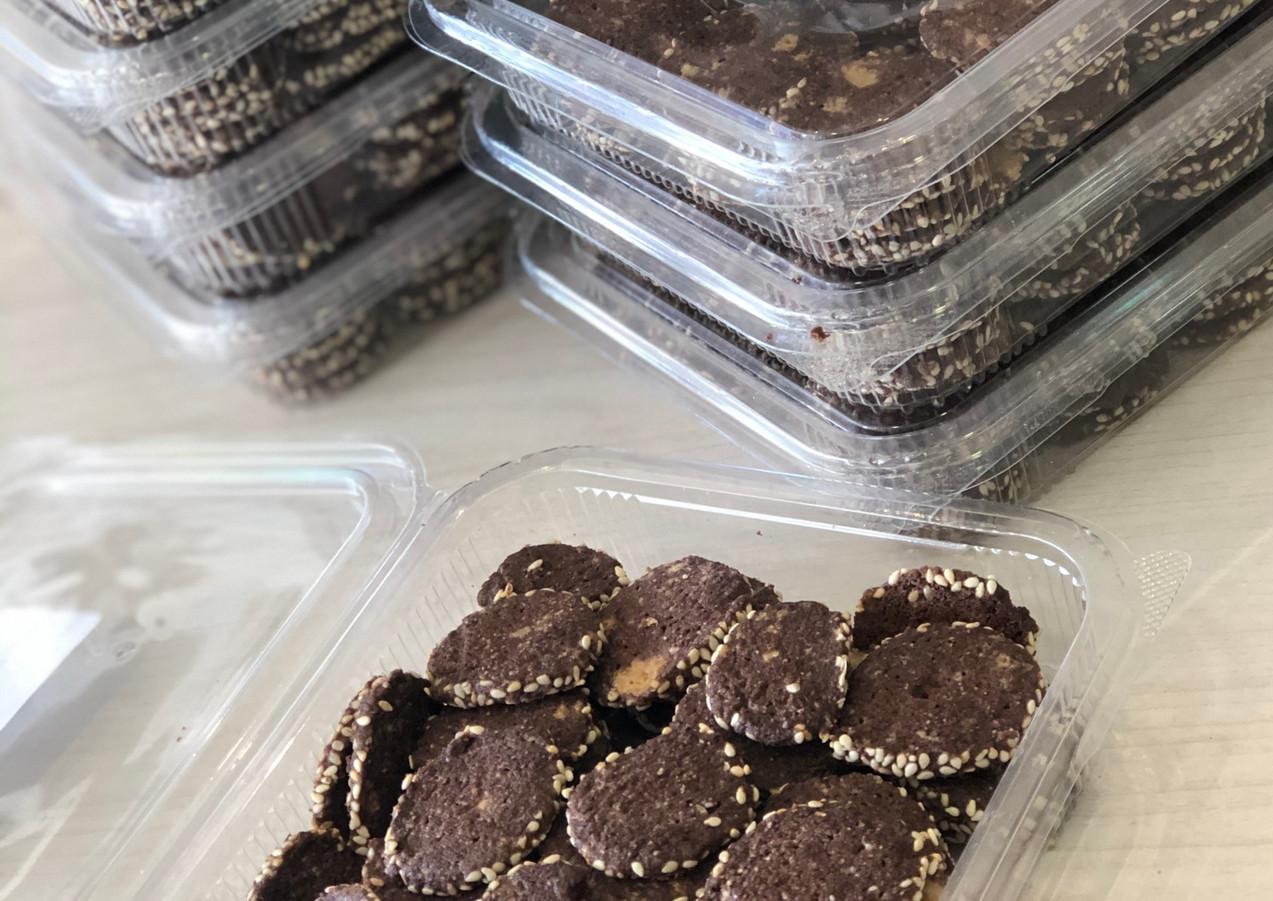 עוגיות חלבה שוקולד ללא סוכר
