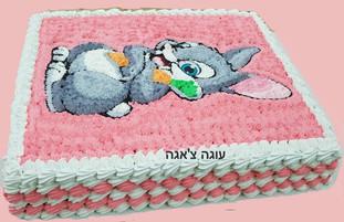 עוגת ארנב מיוחדת