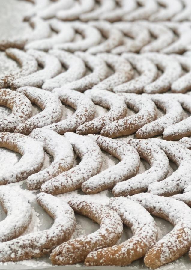 עוגיות סהרוני וניל