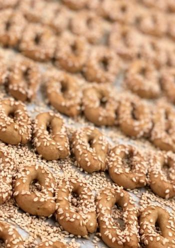 עוגיות בייגלה
