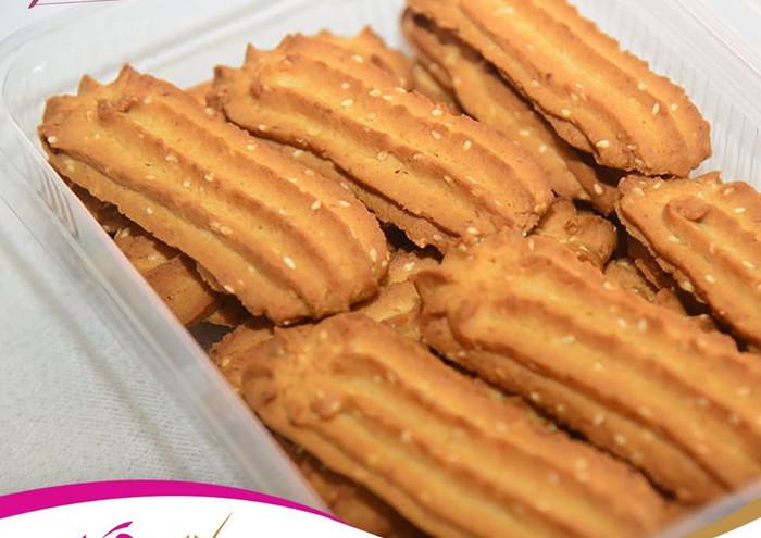 עוגיות מוזלפות (מרוקאיות)