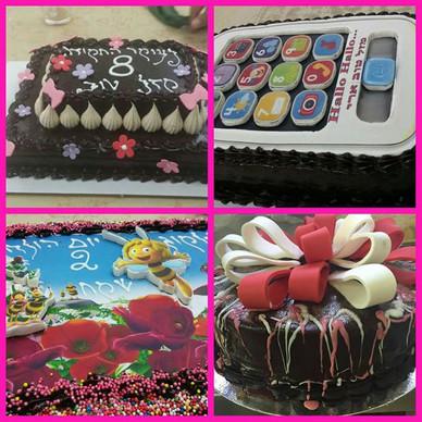 עוגות בעיצוב אישי
