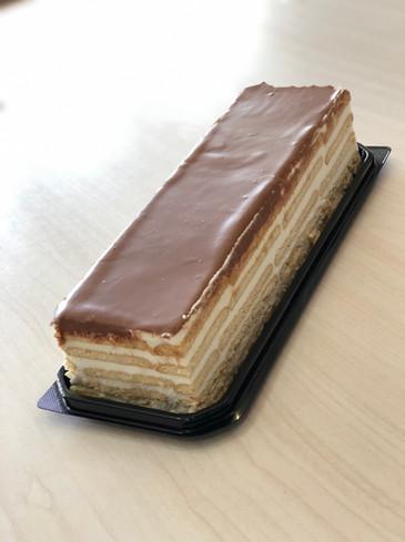 עוגת ביסקוויטים של עוגה צ'אגה