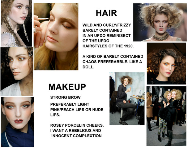A.Smith_P2_2_Research_HFall 2018 - Styling class level 1.  Final project -used to create looks for an editorial with relevant research.air_and_Makeup.jp