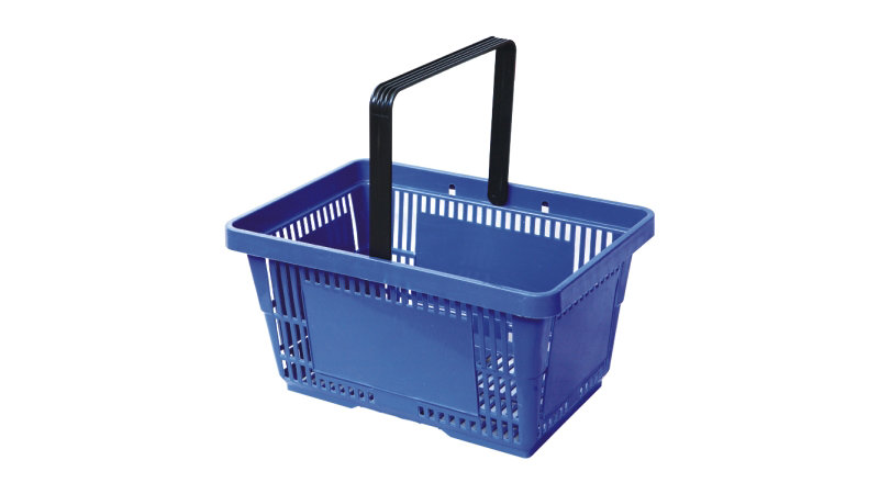 SHOPPING HAND BASKET 24L