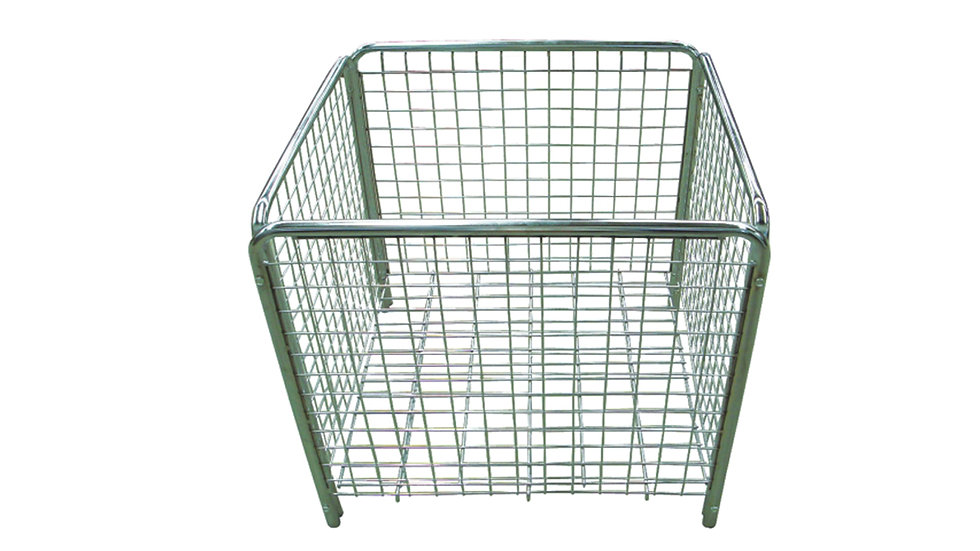 PROMOTION METAL WIRE MESH STORAGE CAGE