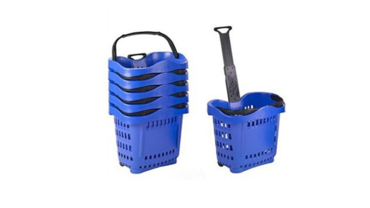 SHOPPING HAND BASKET 55L