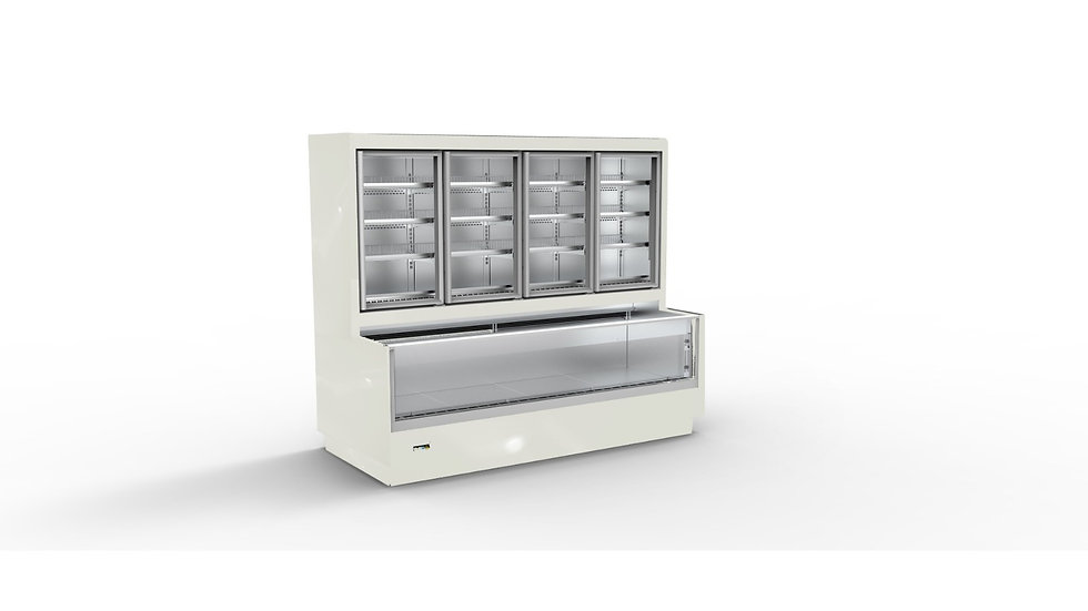 REMOTE / COMBINED CABINETS