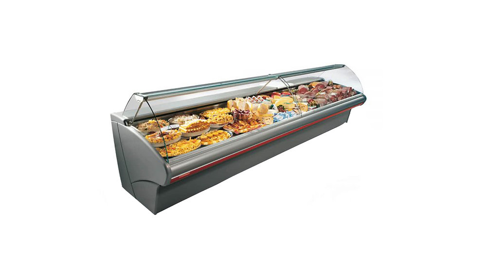 PLUG-IN/CHEESE AND OLIVE/MEAT  CABINET 200 Cm