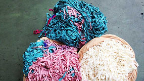 Textile Waste Sourcing
