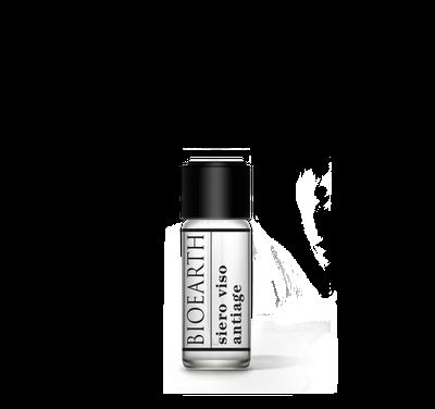 Piccolo flacone di siero viso all'acido ialuronico per idratazione intensa di Bioearth
