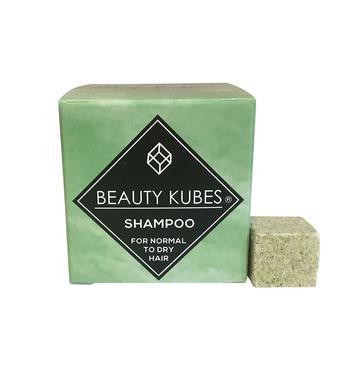 Doccia Shampoo solido a cubetti, ogni confezione contiene 27 cubetti. Beauty Kubes di Eve of St Agnes
