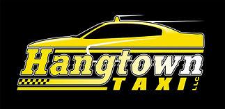 Hangtown Taxi's Logo