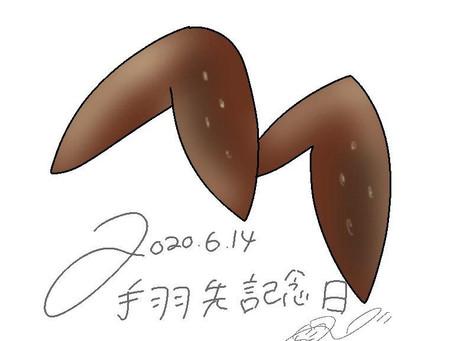 6月14日手羽先記念日