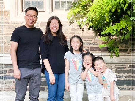 Worship Invitation   Greetings from Pastor Sejin!