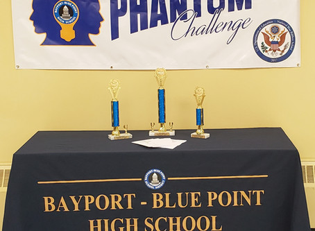 Bayport Blue Point Phantom Challenge