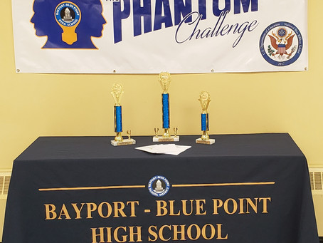 Bayport Blue Point Phantom Challenge