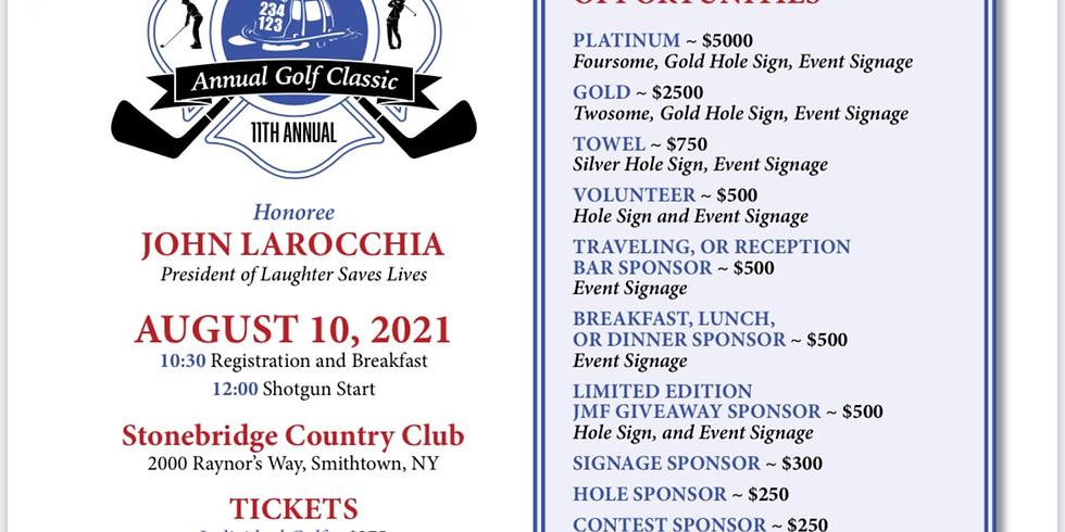 The Johnny Mac 11th Annual Golf Classic