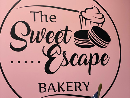 Ribbon Cutting for The Sweet Escape Bakery