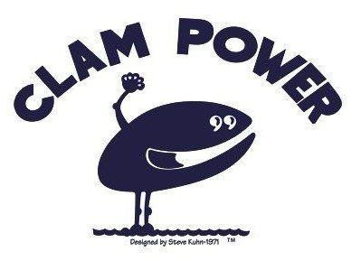 Support Long Island's Great South Bay in Style With Clam Power Gear