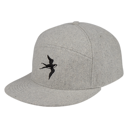 Signature Wool Cap - Grey