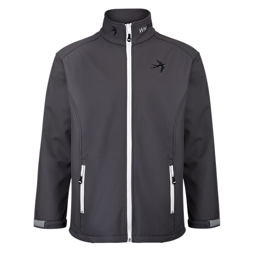Tour Pro Winter Jacket - Dark Grey (Water Resistant)
