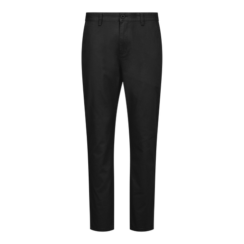 Fitted Golf Chino - Black