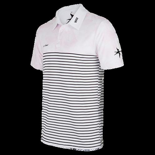 Tour Polo - Pink Rose