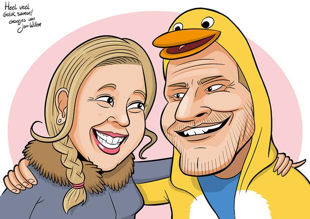 Geert en Anita