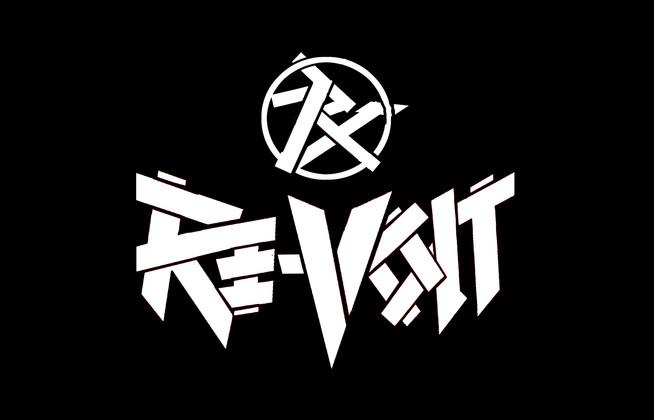 Logo voor metalband