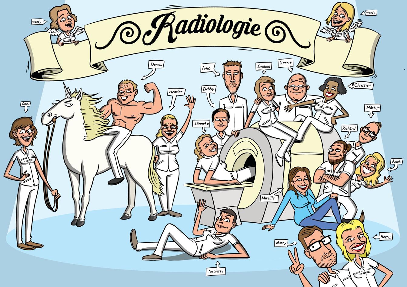 Afdeling radiologie