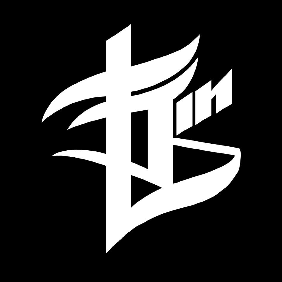 Logo voor rapper