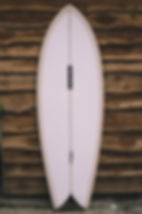 Custom fish Surfboard, south Devon, Bantham