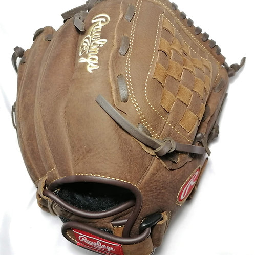 GUANTE RAWLINGS 12 PLAYER PREFERRED TABACO
