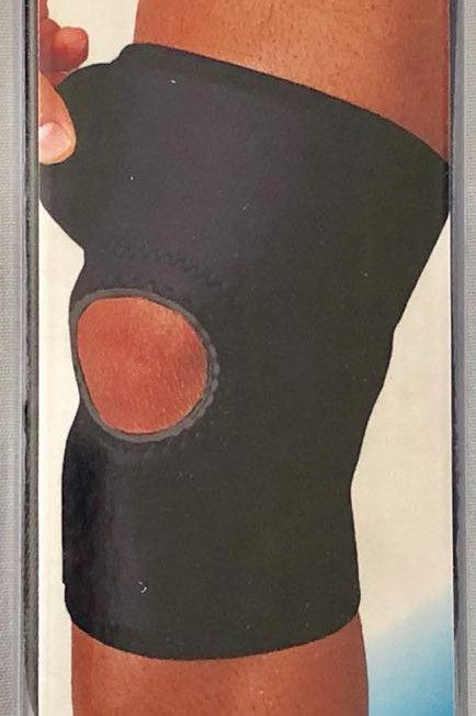 Rodillera ortopédica neopreno Getwell con velcro para meniscos