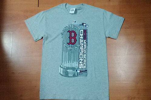 Playera Boston Red Sox Champions 2013 Mlb Majestic MED