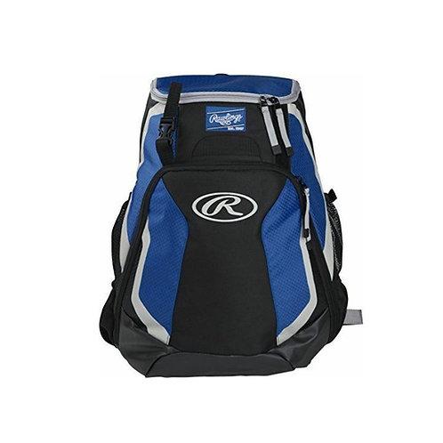 Batera Rawlings Azul Rey Backpack Maleta R500