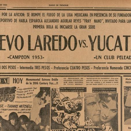 Los Leones de Yucatán cumplen 67 años de rugir en la LMB