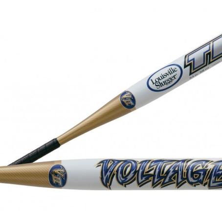 Bat de Softbol Louisville Slugger TPS Voltage II Composite, un Fuera de Serie a Tu Alcance