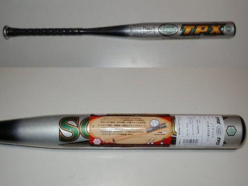 BAT LOUISVILLE TPX SCANDIUM 30x22oz -8oz BARRIL 2 1/4 SLUGGER