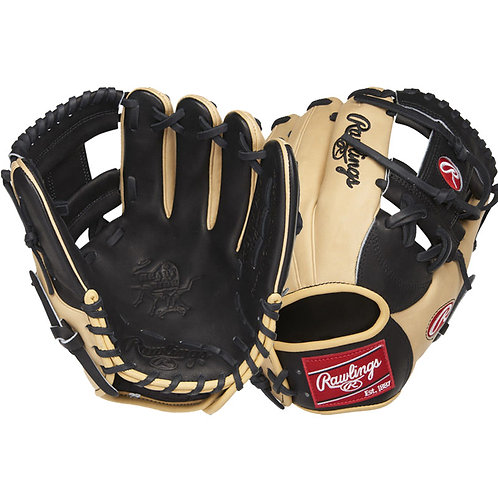 Guante Rawlings 11.5 Cuadro Pronp4-2bc Heart Of The Hide
