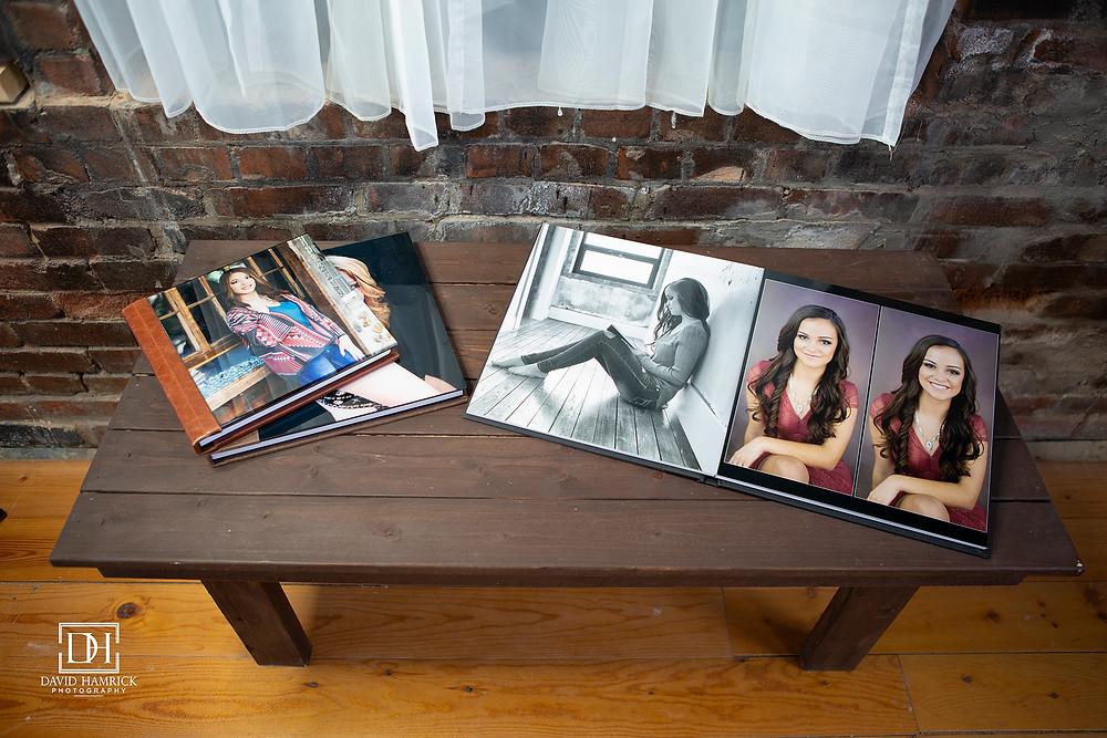 Albums created at David Hamrick Photography