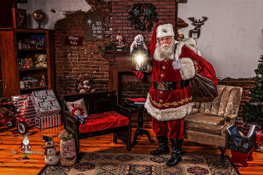 The Santa Experience at David Hamrick Photography