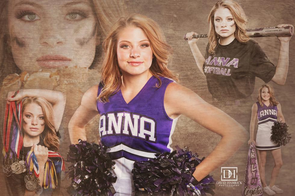 Anna Cheerleader Senior